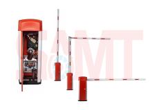 4m – 6m Adjustable Arm Boom Gate Barrier