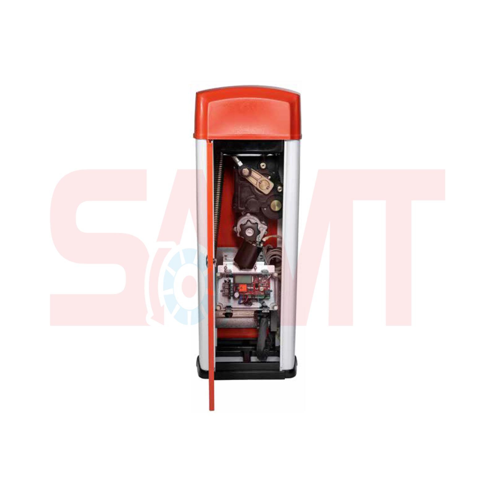 4m 6m Adjustable Arm Boom Gate Barrier Samtgatemotors