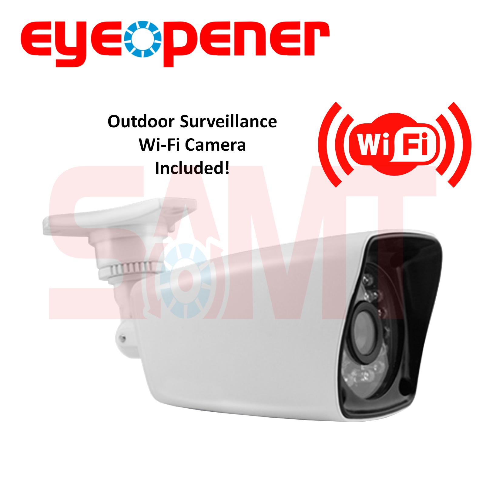 Eye Opener Automatic Wifi Slide Gate Motor Opener Kit With