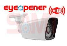 EYEOPENER Wi-Fi Outdoor Video Surveillance IP Camera
