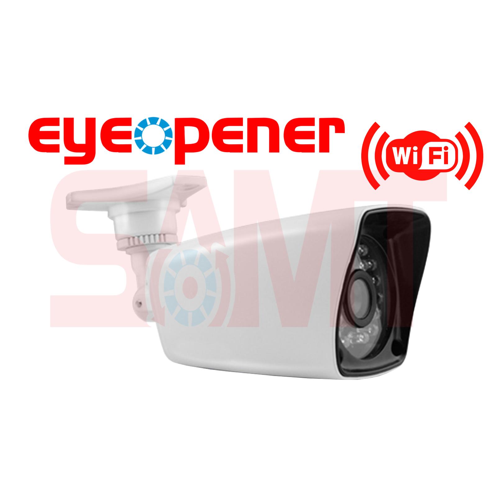 Eyeopener Wi Fi Outdoor Video Surveillance Ip Camera