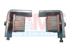 Aluminium Gate Hinge 50x50mm