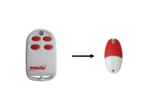 Motostar Remote