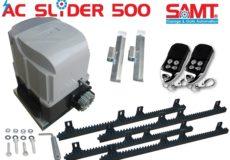 SAMT AC Slider SLG600 Slide Gate Motor Kit