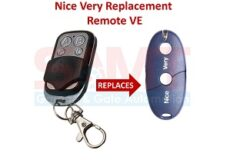 NICE Very VE Replacement Remote Control Transmitter