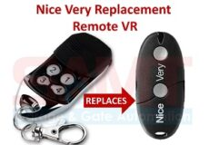 NICE Very VR Replacement Remote Control Transmitter